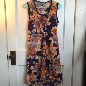Vera Wang floral dress